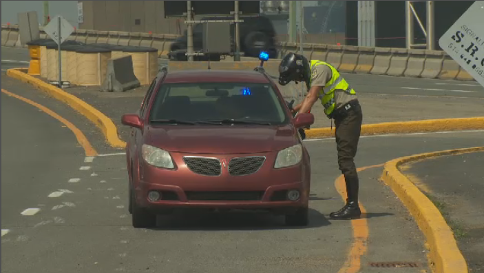 The SQ will be out in full force over the Labour Day weekend watching drivers who break the law on the road.