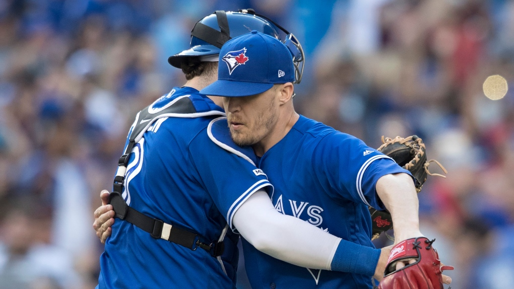 Toronto Blue Jays beat Houston Astros 6-4
