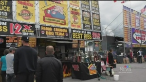 The 2019 judges for Sudbury's Ribfest have made their choices