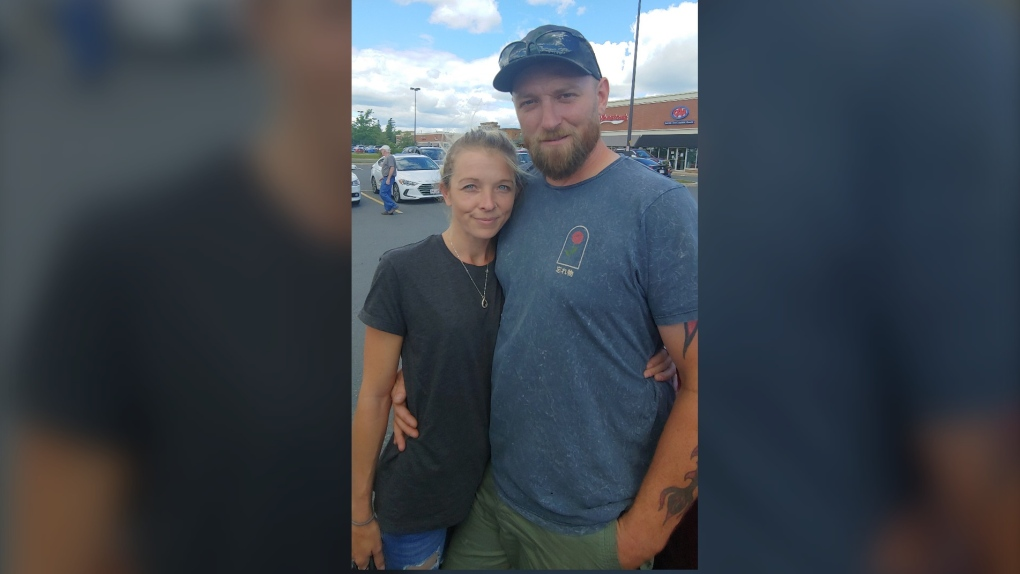 After decades together, couple wins free marriage at Fredericton fairgrounds