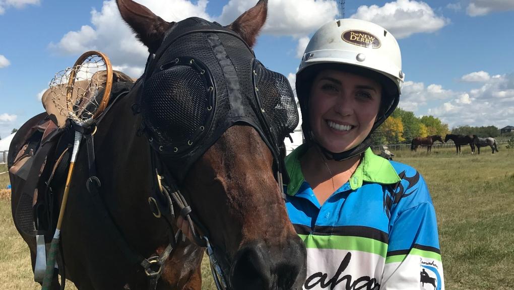 Unique Equestrian sport comes to Saskatoon for annual tournament