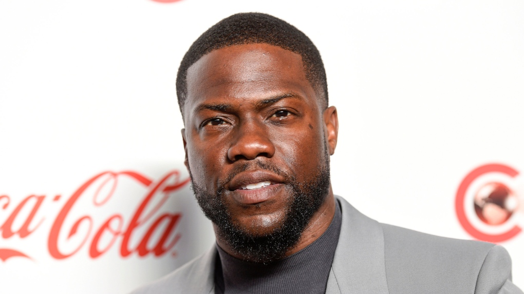 Comedian Kevin Hart suffers 'major back injuries' in car crash