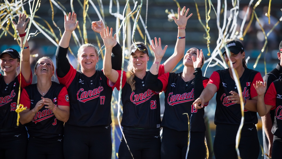 Canada Softball qualifies for Olympics
