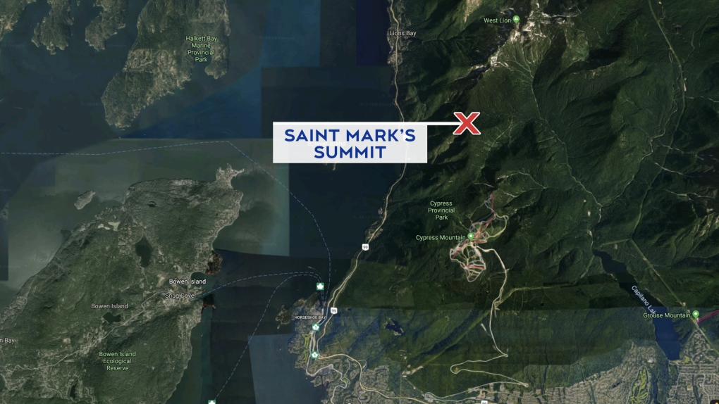 2 hikers rescued near Cypress Mountain overnight