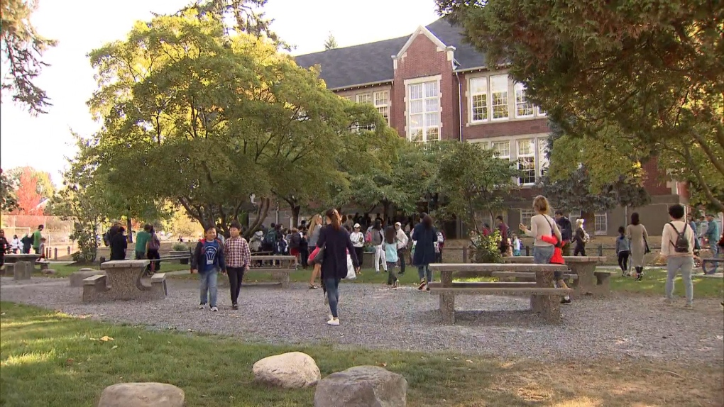 Thousands of students across B.C. head back to school