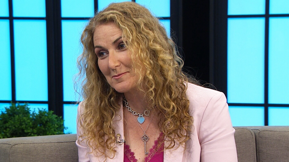 Author of the Vagina Bible, Dr. Jennifer Gunter on CTV's Your Morning, Tuesday, September 3, 2019