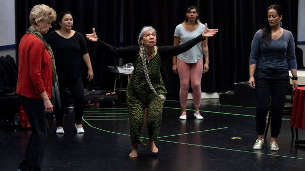 'It's about time': Ottawa's Indigenous Theatre prepares to launch