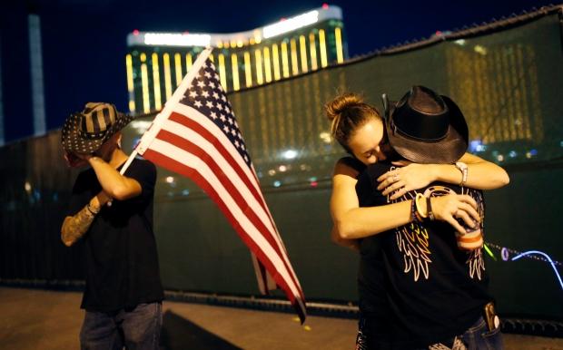 Las Vegas shooting site