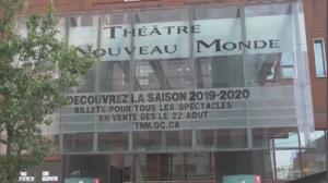 CTV Montreal: Funding for Nouveau Monde