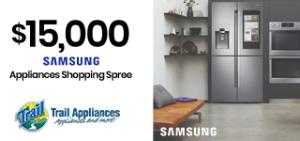 Samsung Trail Appliances Carousel