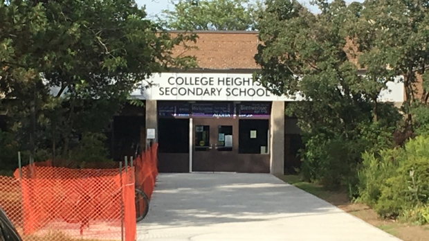 College Heights Secondary School