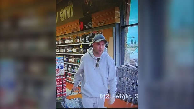 Canadian Cab Guelph >> Liquor store thief caught on camera, sought by police ...