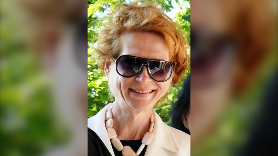 North Vancouver RCMP says Elizabeth Napierala is prone to falling and suffers from medical conditions that could harm her if she's left outdoors. (BC RCMP)