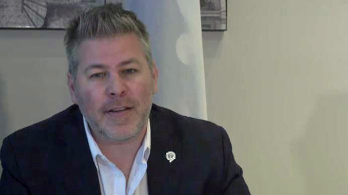 Interim leader Pascal Berube is not interested in taking up the leadership permanently.