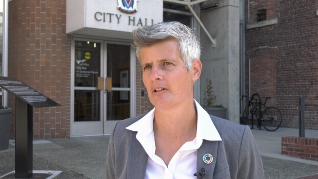"""It's a problem for democracy"""": Victoria's mayor threatens to"""