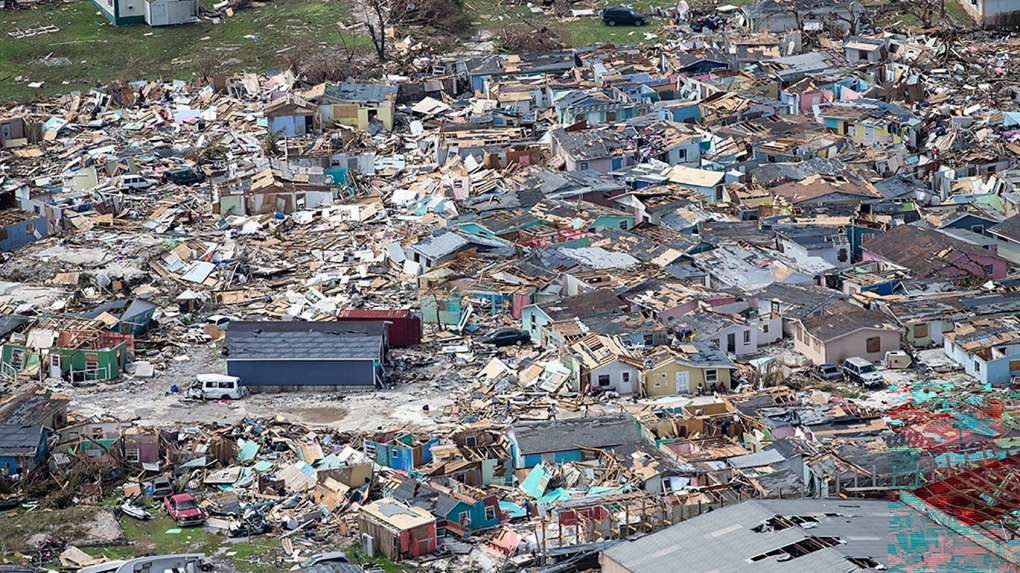 Hurricane Dorian death toll climbs to 20 in devastated Bahamas