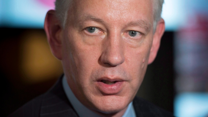 "Canada's ambassador to China, Dominic Barton. A new committee on Canada-China relations may order order the prime minister, Foreign Affairs Minister Francois-Philippe Champagne, Public Safety Minister Bill Blair and Barton to appear as witnesses ""from time to time as the committee sees fit."""