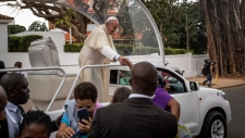Pope to Mozambique after new accord: 'Courage brings peace