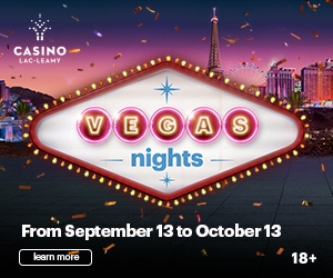 Join us for Vegas 2.0!
