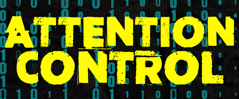 Attention Control podcast promo
