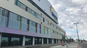 The Jim Pattison Children's Hospital is set to open later this month.