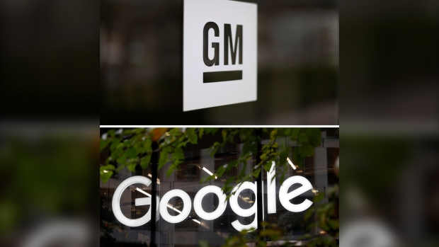 GM and Google combined