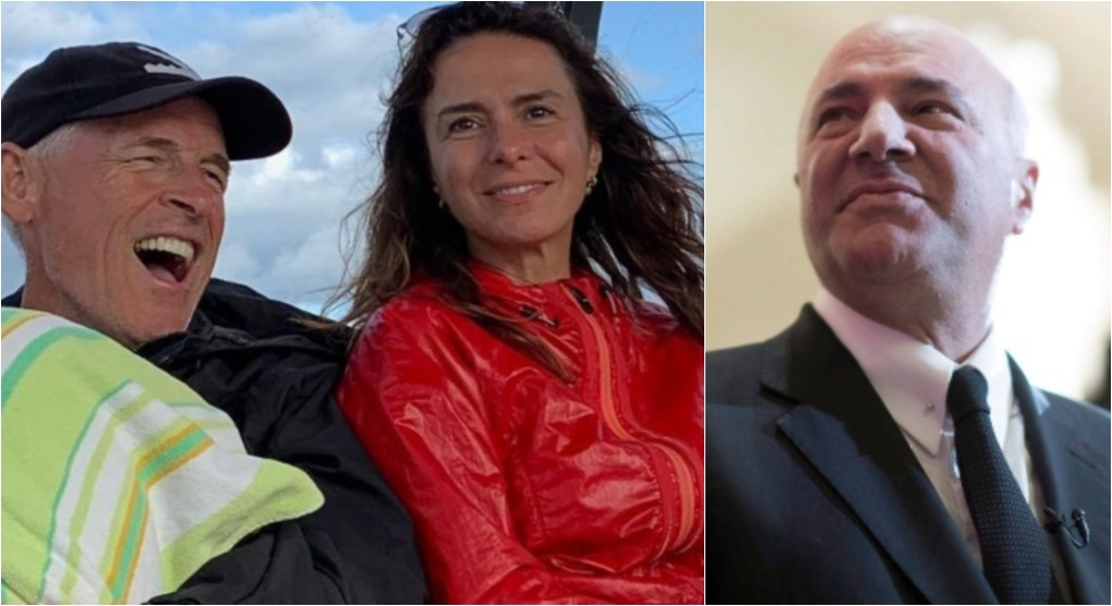 Kevin O'Leary boat crash: Family of American man killed raising money for Uxbridge victim's children