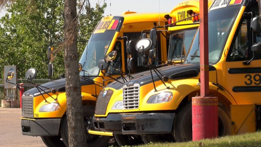Company takes action after driver on Calgary bus route got lost