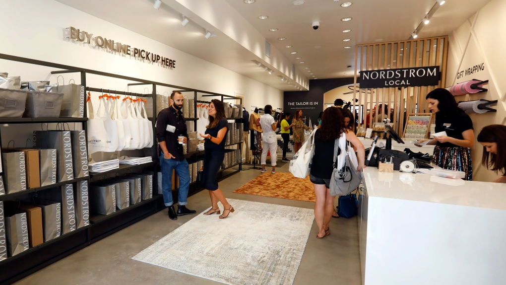 Nordstrom Opens New Store In Manhattan With Services But No Merchandise Ctv News