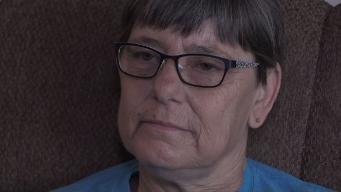"""It's been going slow,"" Claudette Lirette said. ""I don't have any energy. I can't walk far, I get tired fast."""