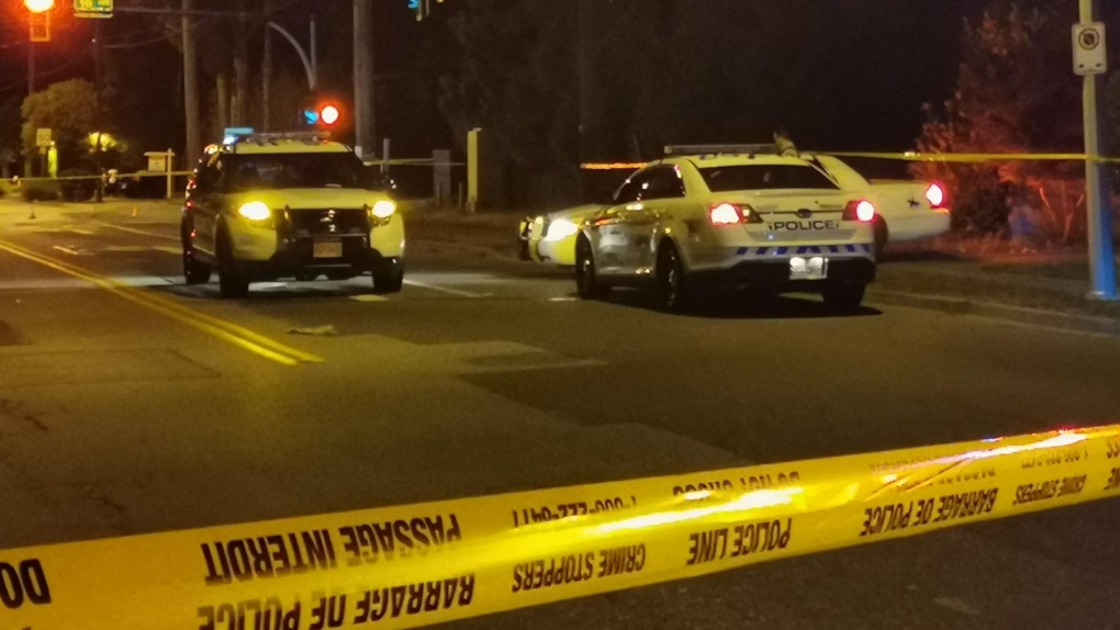 1 dead, 2 in custody after early morning shooting in South Surrey