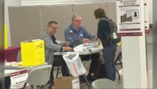 Manitoba Advance voting