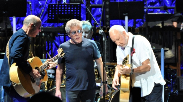 The Who played Scotiabank Arena in Toronto on Sept 3, 2019 (Jim Hayes / CTV London)