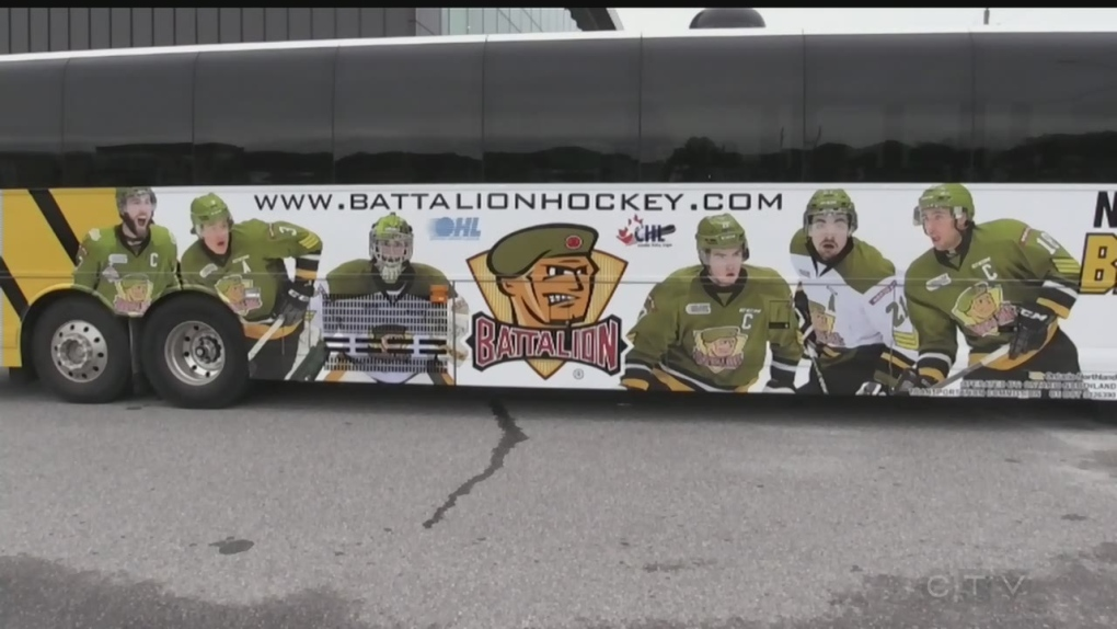 Battalion sport new look