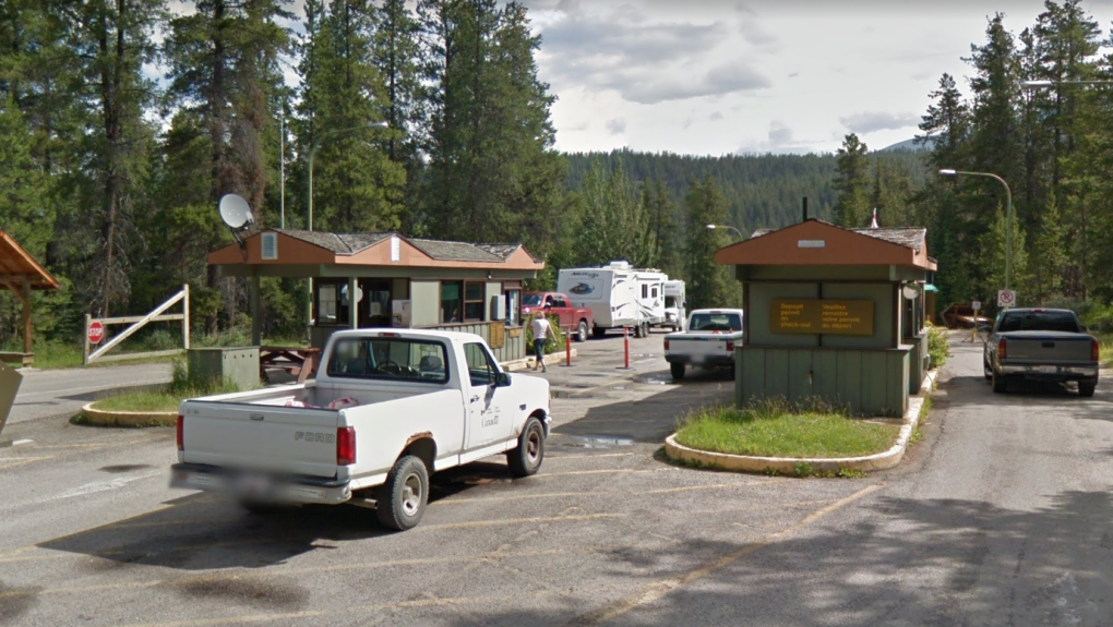 whistlers campground
