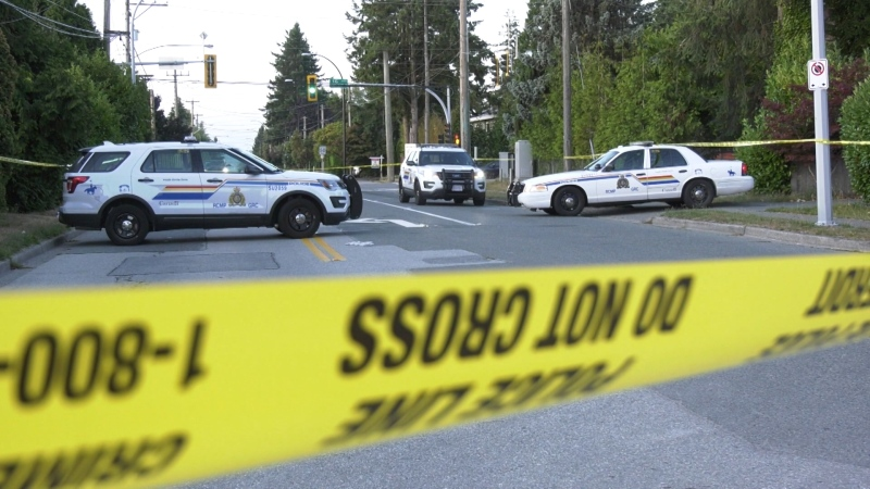 2 arrested after another deadly Surrey shooting
