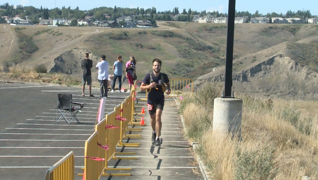 Ultimate challenge completed as Lethbridge runners cross the finish