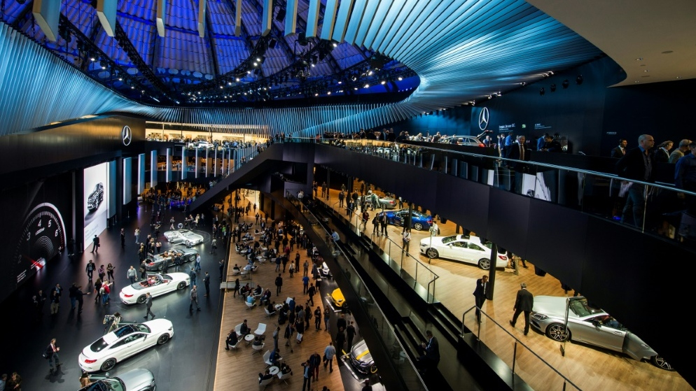 Frankfurt's International Auto Show