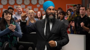 CTV QP: Will NDP defections hurt Jagmeet Singh?