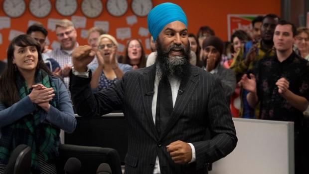 CTV QP: Will NDP defections hurt Jagmeet Singh?