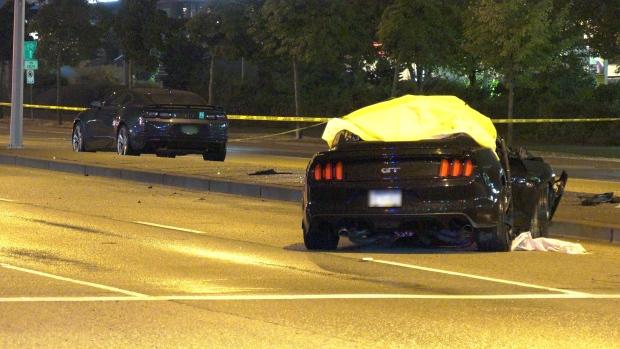 Nordel Way fatal crash