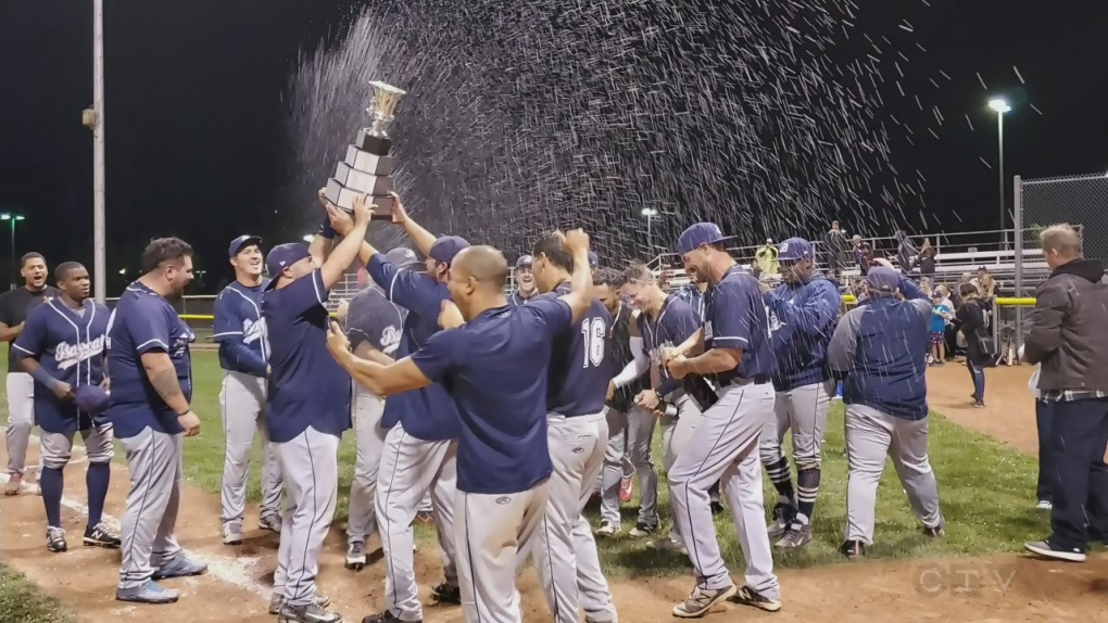 Baycats capture sixth-straight Dominico Cup