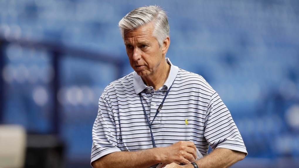 Red Sox part ways with team president Dave Dombrowski