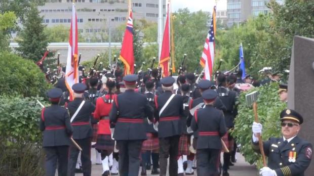 Fallen Firefighters Ceremony