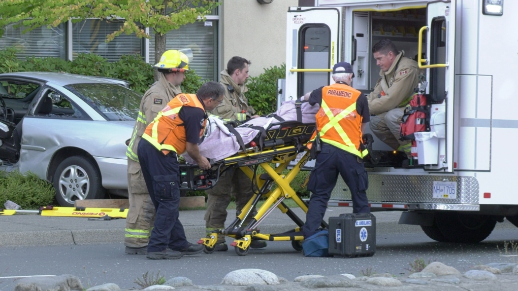 Courtenay crash