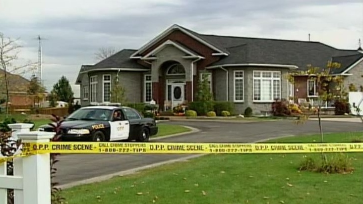 Barbara Short, 48, was found dead behind her home in Sarnia, Ont. in Oct. 2008.