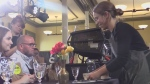 Top baristas showcasing their skills in St. Thomas
