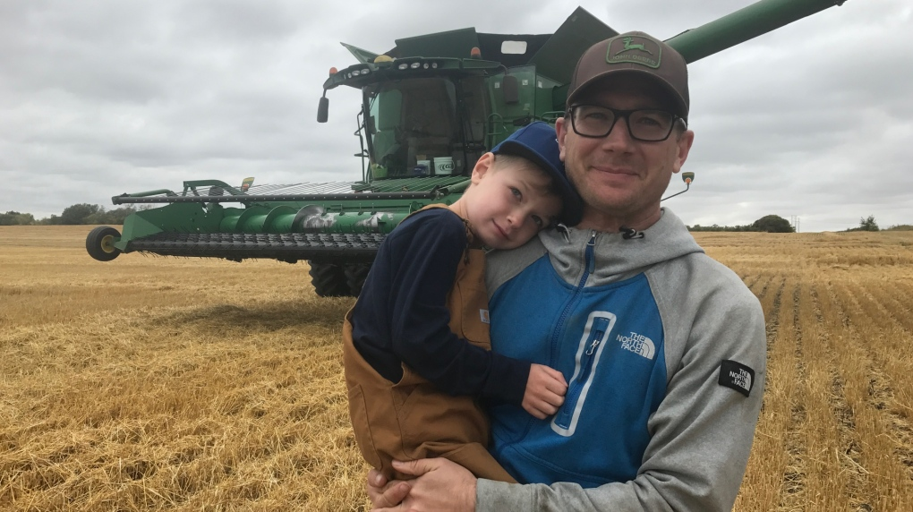 'Canola crop might not make it': Sask. farmers wary of potential frost