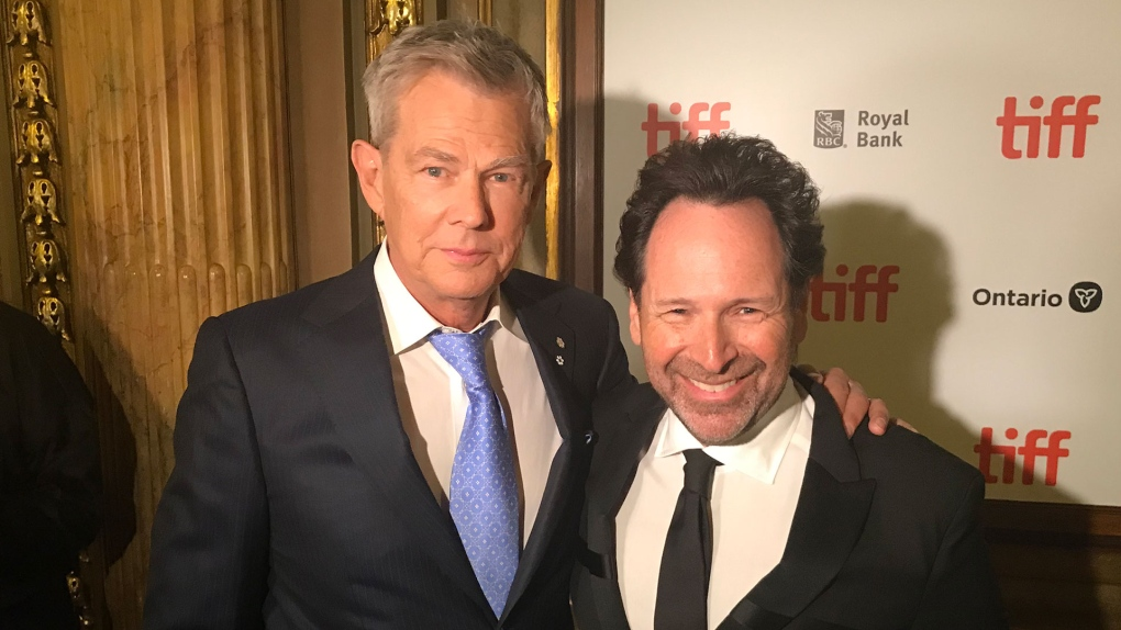 'David Foster: Off the Record' premieres at TIFF