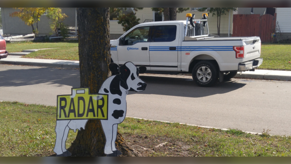 'I want safety on our streets': Group calls out photo radar use
